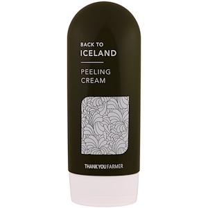 Thank You Farmer, Back to Iceland, очищающий крем, 150 мл (5,27 унций) купить на iHerb