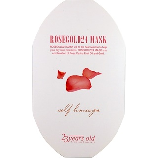 23 Years Old, Rosegold24 Mask, 1 Sheet