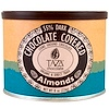Taza Chocolate, Organic, 55% Dark Stone Ground Chocolate, Chocolate Covered Almonds, 8 oz (226 g)