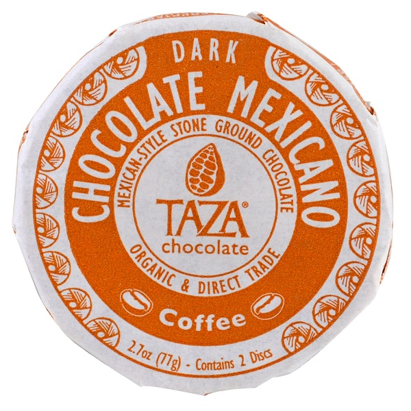Taza Chocolate, Chocolate Mexicano, Coffee, 2 Discs