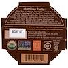 Taza Chocolate, Мексиканский шоколад, диски темного шоколада жернового помола, оахаканский пробник, 4 диска, 1,35 унции каждый