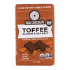Taza Chocolate, Organic Dark Chocolate, Toffee Almond & Sea Salt, 2.5 oz (70 g)