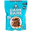 Taza Chocolate, Organic, 80% Dark Bark Chocolate Snacking Thins, Sea Salt & Almond, 4.2 oz (119 g)