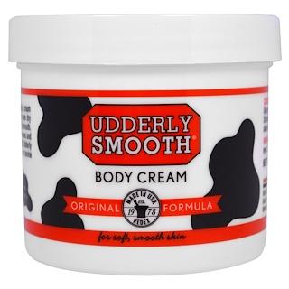 Udderly Smooth, Body Cream, Original Formula, 12 oz (340 g)