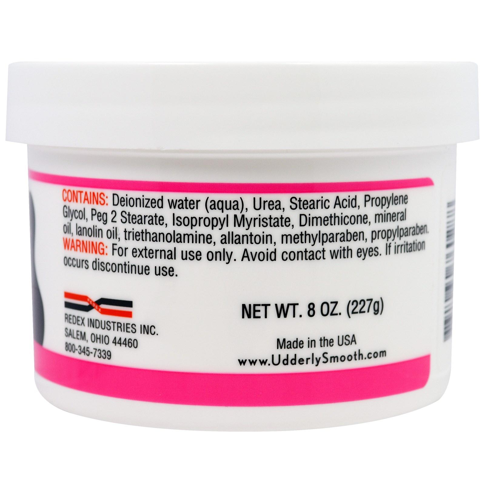 udderly smooth extra care 20 cream