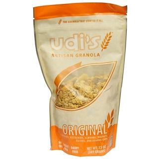 Udi's, الجرانولا الحرفي، الأصلي، 13 أوقية (369 غرام)