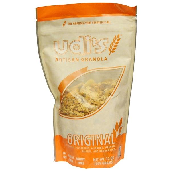 Udi's, Artisan Granola, Original, 13 oz (369 g) (Discontinued Item)
