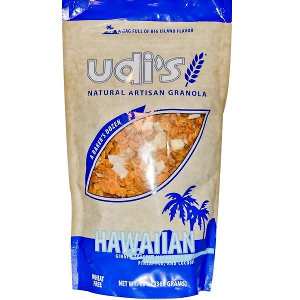 Udi's, Natural Artisan Granola, Hawaiian, 13 oz (369 g) (Discontinued Item)