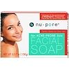 Nu-Pore, Facial Soap, for Acne-Prone Skin, 3.5 oz (100 g)