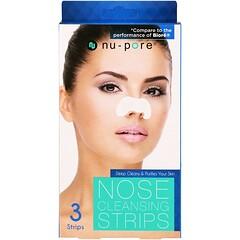 Nu-Pore, 鼻膜,3 片