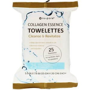 Юнайтэд Эксчэндж, Collagen Essence Towelettes, 25 Towelettes отзывы покупателей
