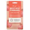 Nu-Pore, Best Self Forward Sheet Beauty Face Mask, Pomegranate, 1 Sheet, 1.05 oz (29.7 g)