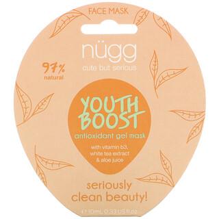 Nugg, Youth Boost Antioxidant Gel Mask,  0.33 fl oz (10 ml)