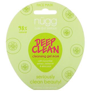 Nugg, Deep Clean Cleansing Gel Mask, 0.33 fl oz (10 ml)