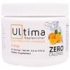 Ultima Replenisher, Ultima Replenisher Electrolyte Powder, Orange, 3.6 oz (102 g)