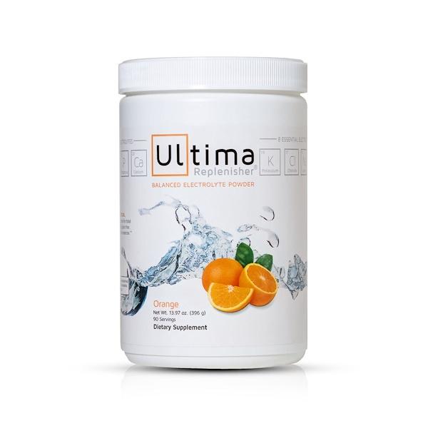 Ultima Replenisher, Ultima Replenisher, Orange, 13.97 oz (396 g) (Discontinued Item)