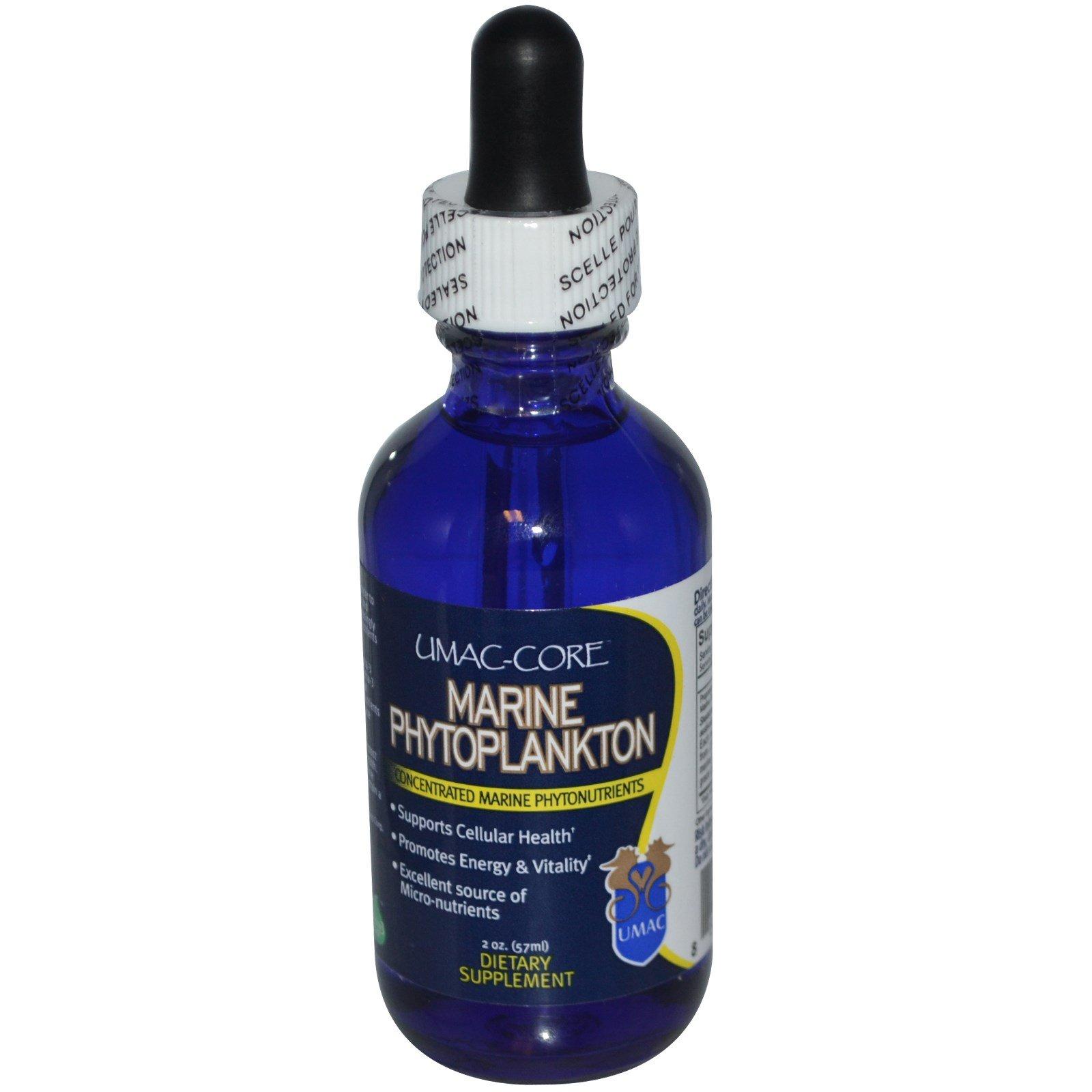 Umac Core Marine Phytoplankton 2 Oz 57 Ml Iherbcom Cmp Clorofil Mint Powder