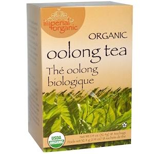 Анкл Лис Ти, Imperial Organic, Oolong Tea, 18 Tea Bags, 1.14 oz (32.4 g) отзывы