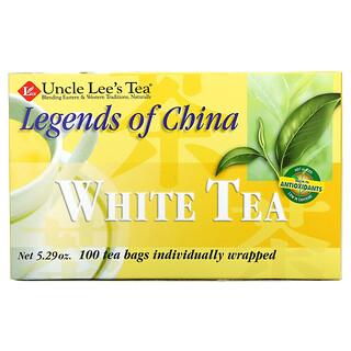 Uncle Lee's Tea, 白茶,100包,5.29盎司(150克)