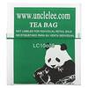 Uncle Lee's Tea, Organic Green Tea, 100 Tea Bags, 5.64 oz (160 g)