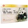 Uncle Lee's Tea, شاي أبيض عضوي، 100 كيس من الشاي، 5.29 أوقية (150 غرام)
