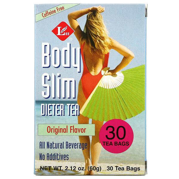 Body Slim Dieter Tea, Original Flavor, Caffeine Free, 30 Tea Bags, 2.12 oz (60 g)