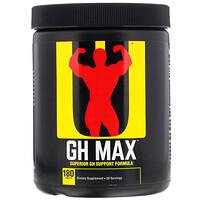 GH Max, добавка для поддержания гормонов роста, 180 таблеток - фото