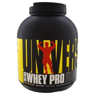 Universal Nutrition, Ultra Whey Pro, белковый порошок, печенье и сливки, 5 фунтов (2,27 кг)