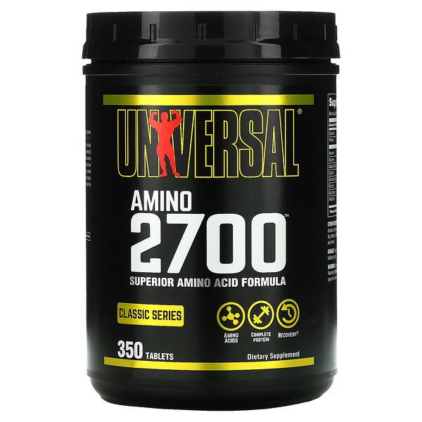 Amino 2700, 350 Tablets