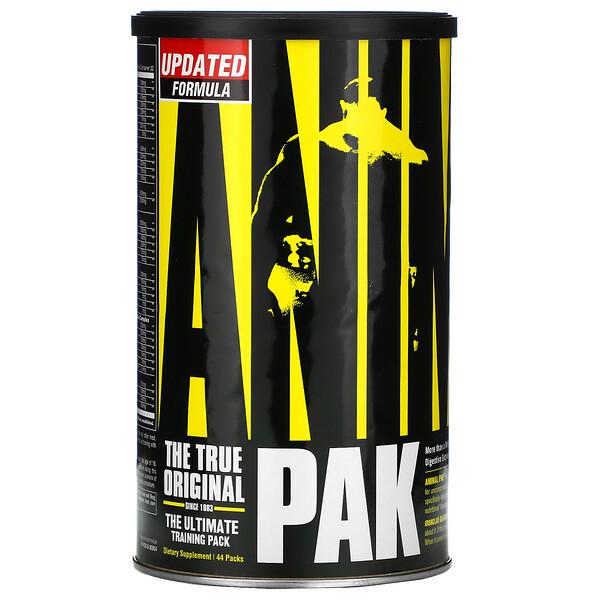 Universal Nutrition, Animal Pak, Training Packs, 44 Packs