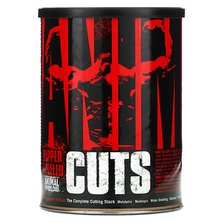 Universal Nutrition, Animal Cuts, Ripped & Peeled, 42 Packs