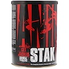 Universal Nutrition, Animal Stak, Testosterone Optimizers، 21 حزمة