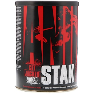 Universal Nutrition, Animal Stak, Testosterone Optimizers, 21 Packungen