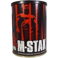 Animal M-Stak, негормональный анаболик, 21 пакетик - фото