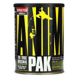 Universal Nutrition, Animal Pak,高級鍛鍊營養包,30 包