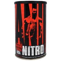Animal Nitro, базовый анаболический пакет незаменимых аминокислот, 44 упаковок - фото