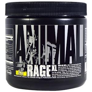 Юниверсал Нутришэн, Animal, Rage XL, Amp'd Up, Lemon Slayed, 149 g отзывы