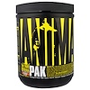 Universal Nutrition, Animal Pak, Training Powder, Orange Flavor, 388 g