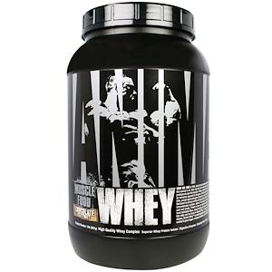 Юниверсал Нутришэн, Animal Whey, Muscle Food, Chocolate Coconut, 2 lbs (907 g) отзывы