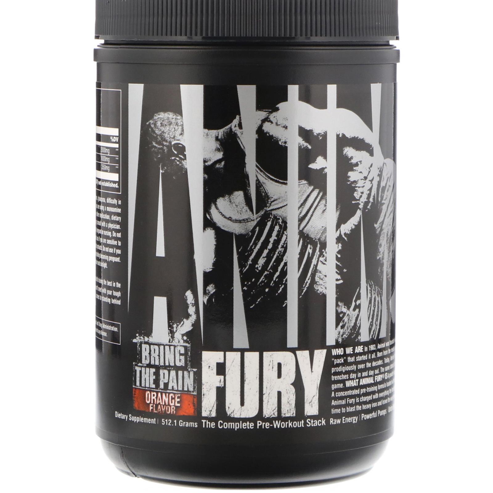 Animal Fury 512.1g