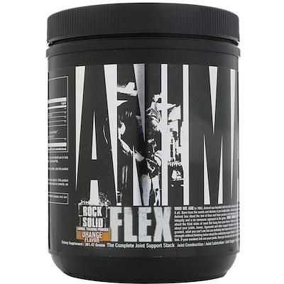 Animal Flex Powder, со вкусом апельсина, 381,47 г