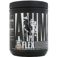 Universal Nutrition, Animal Flex Powder, апельсин, 381,47 г