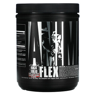 Universal Nutrition, Animal Flex Powder, Cherry Berry,  13 oz (369 g)