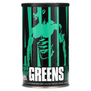 Universal Nutrition, Animal Greens, Intense Greens Formula, 30 Packs