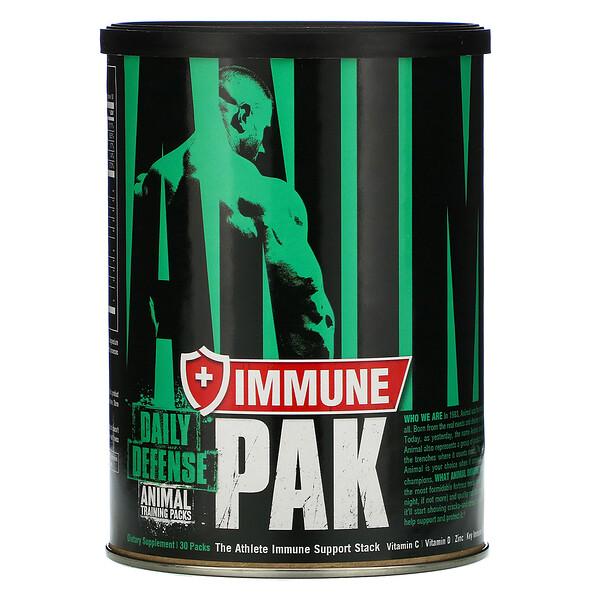 Animal Immune Pak, Daily Defense, Training Packs, 30 Packs