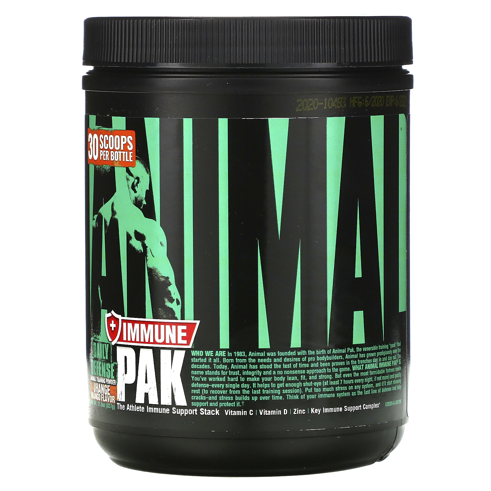 Animal Immune Pak Powder