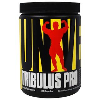 Universal Nutrition, تريبولوس برو، مستخلص نبتة تريبلوس تيريستريس الموحد، 100 كبسولة