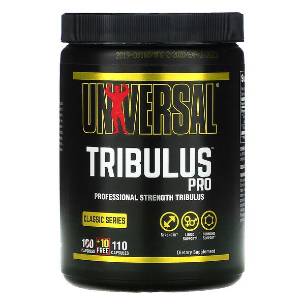 Classic Series, Tribulus Pro, 110 Capsules