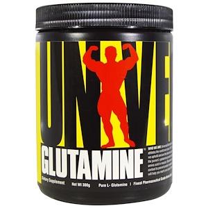 Юниверсал Нутришэн, Glutamine, 300 g отзывы покупателей