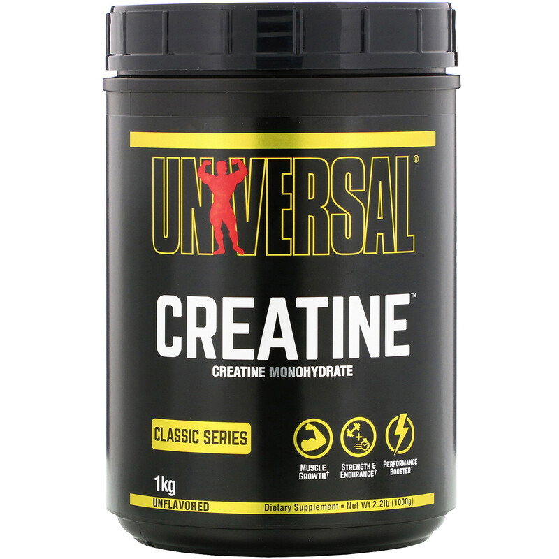 Creatine, 2.2 lb (1000 g)